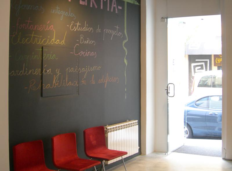 oficina ReformaT Madrid
