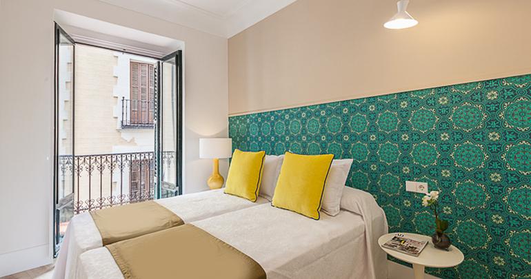 proyecto particular: Reforma de un dormitorio